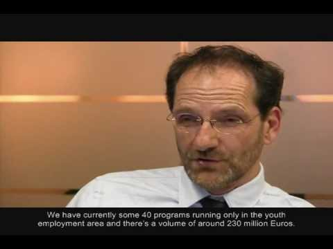 Jürgen Zattler (2/3): A Focus on Job Quality and Youth Employment