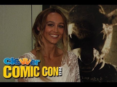 Sharni Vinson Talks 'You're Next' & 'Tomb Raider' Reboot  2013 ComicCon