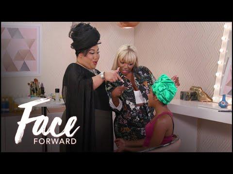 Cardi B's Shmoney Style Influences Tristina on Face Forward | Face Forward | E! News