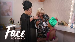 "Cardi B's ""Shmoney"" Style Influences Tristina on Face Forward 
