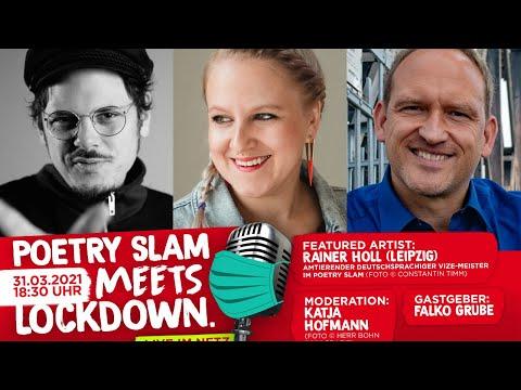 Poetry Slam meets Lockdown