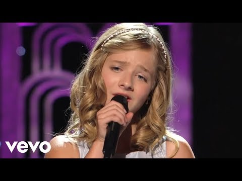Jackie Evancho - I See the Light (from Music of the Movies)
