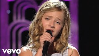 Watch Jackie Evancho I See The Light video