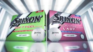 The New Soft Feel Golf Balls