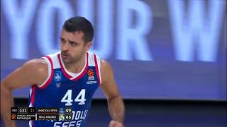 24.10.2019 / Anadolu Efes - Real Madrid / Krunoslav Simon