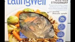 EatingWell: Chicken & Wild Rice Stroganoff Review