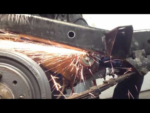 How to cut welded metal like a pro