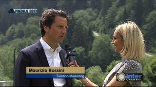 RITIRO PINZOLO 2013 - INTERVISTA MAURIZIO ROSSINI