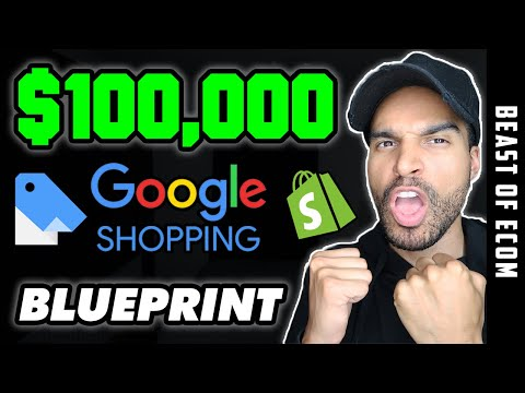 How I Made $100,000 With GOOGLE Shopping Ads   Shopify Dropshipping 2019