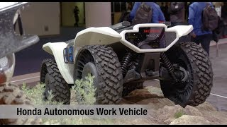 Honda Innovations – CES 2019