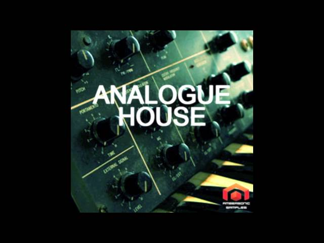 ANALOGUE HOUSE #1