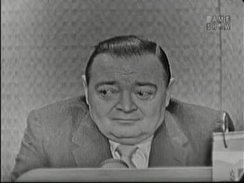 What's My Line? - Peter Lorre; Steve Allen [panel]; Martin Gabel [panel] (Feb 14, 1960)