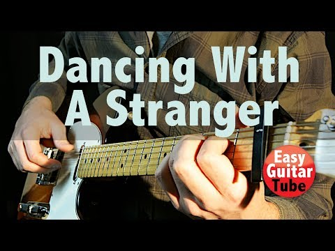 Dancing With A Stranger — Fingerstyle Guitar Cover (Sam Smith & Normani)