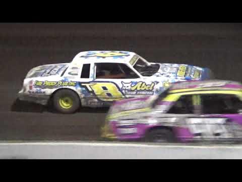 Hobby Stock Amain @ Hancock County Speedway 06/28/19