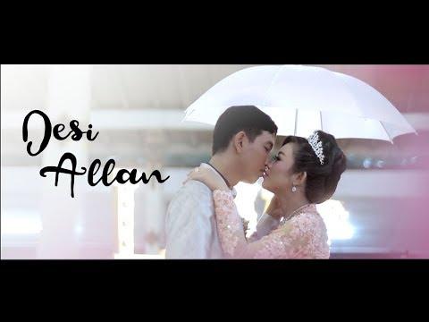 WEDDING CINEMATIC | WEDDING CLIP DESI + ALLAN | WEDDING VIDEOGRAPHY 2017