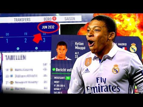 FIFA 18 : Das ENDE des KARRIEREMODUS 2032 !!! 🔚🔥 Alle Top Spieler Vereine Ligen 😱
