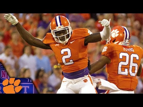 Mackensie Alexander NFL Draft Hype Video | Clemson CB