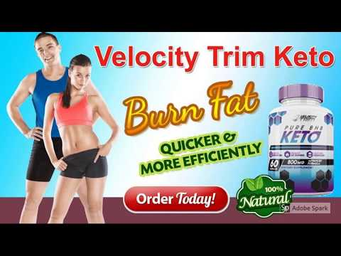 """Velocity Trim Keto Reviews - """"Shark Tank Pills Price"""" Side Effects, Ingredients,Where to Buy?"""