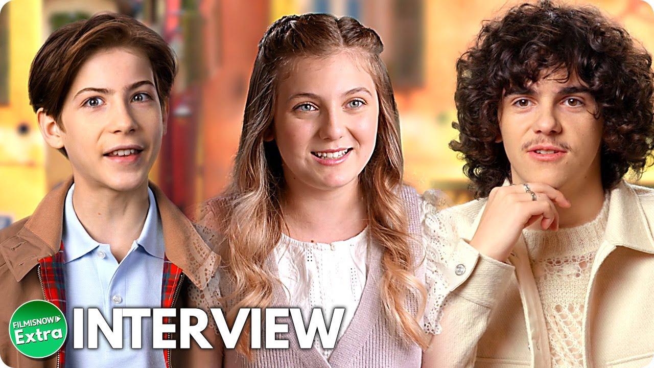 LUCA   Cast & Filmmakers Interview