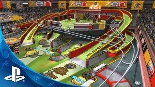 Zen Pinball 2: Super League Football