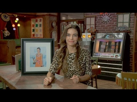 The Young and the Restless  My Emmy Moment with Amelia Heinle