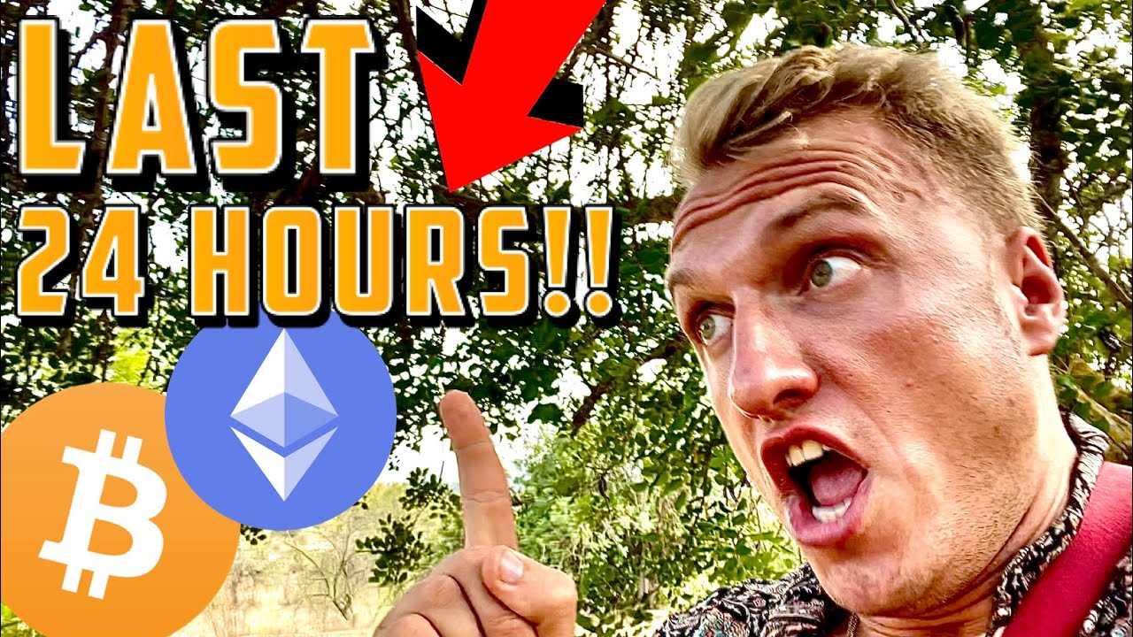 LAST 24 HOURS ⏰ FOR BITCOIN & ETHEREUM!!!!!!!!!!!!!!!!!!