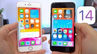 iOS 14 con el iPhone 6s o iPhone 7, Mira este vídeo ANTES