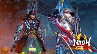 NIOH 2 Gameplay - Matsunaga Hisahide Boss Fight | Last Chance Trial Demo [PS4 Pro]