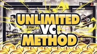 NBA 2k17 BEST METHOD TO GET UNLIMITED VC FAST w/o SPENDING MONEY!! EARN A MILLION VC IN A DAY!!