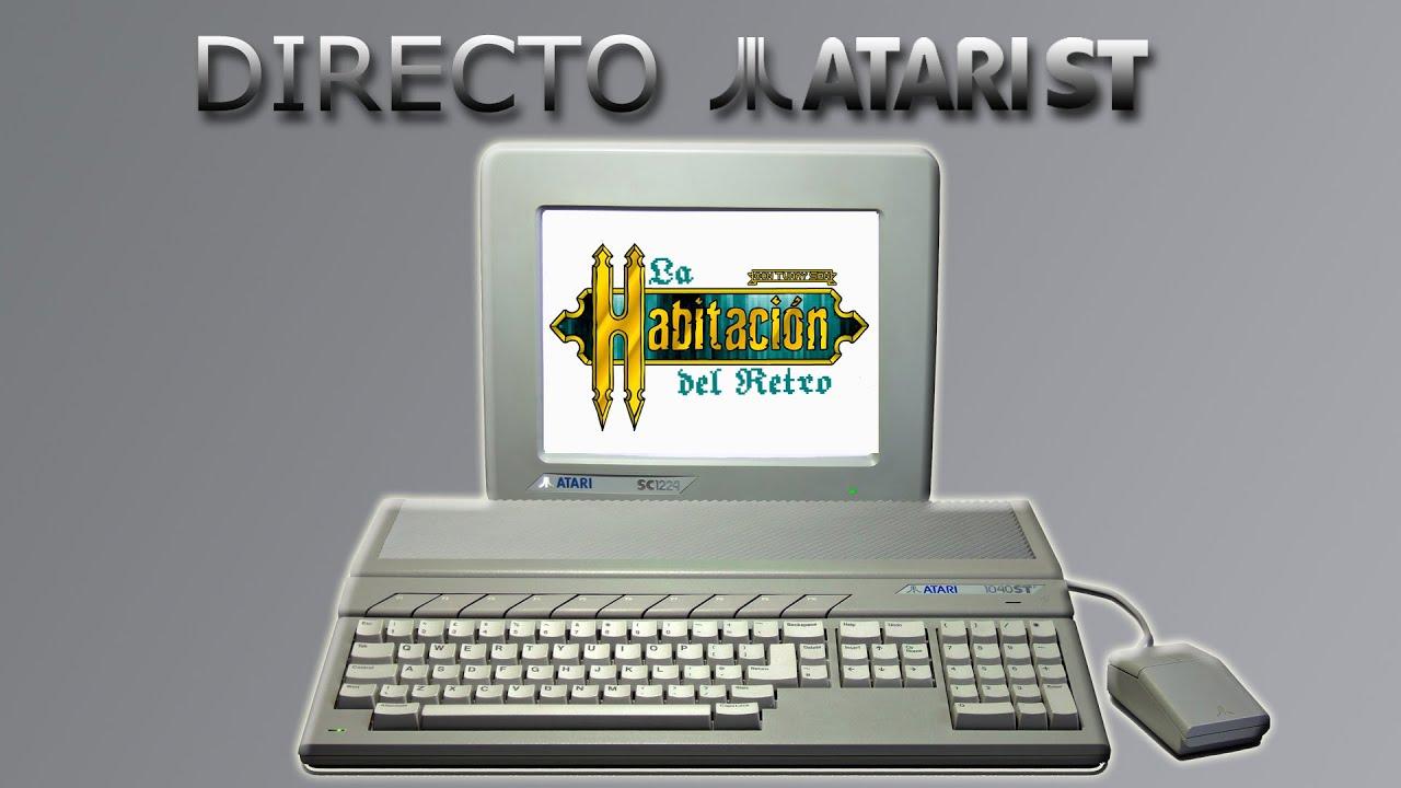 Directo Atari ST 1040 by Tunay Sen