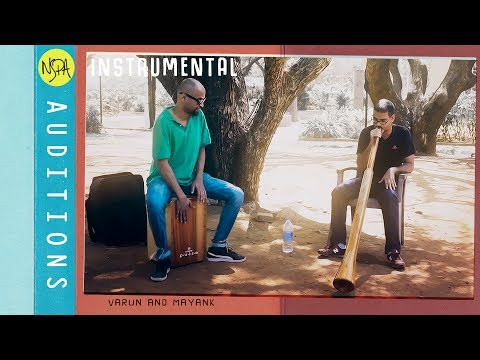 Didgeridoo Instrumental | Varun and Mayank