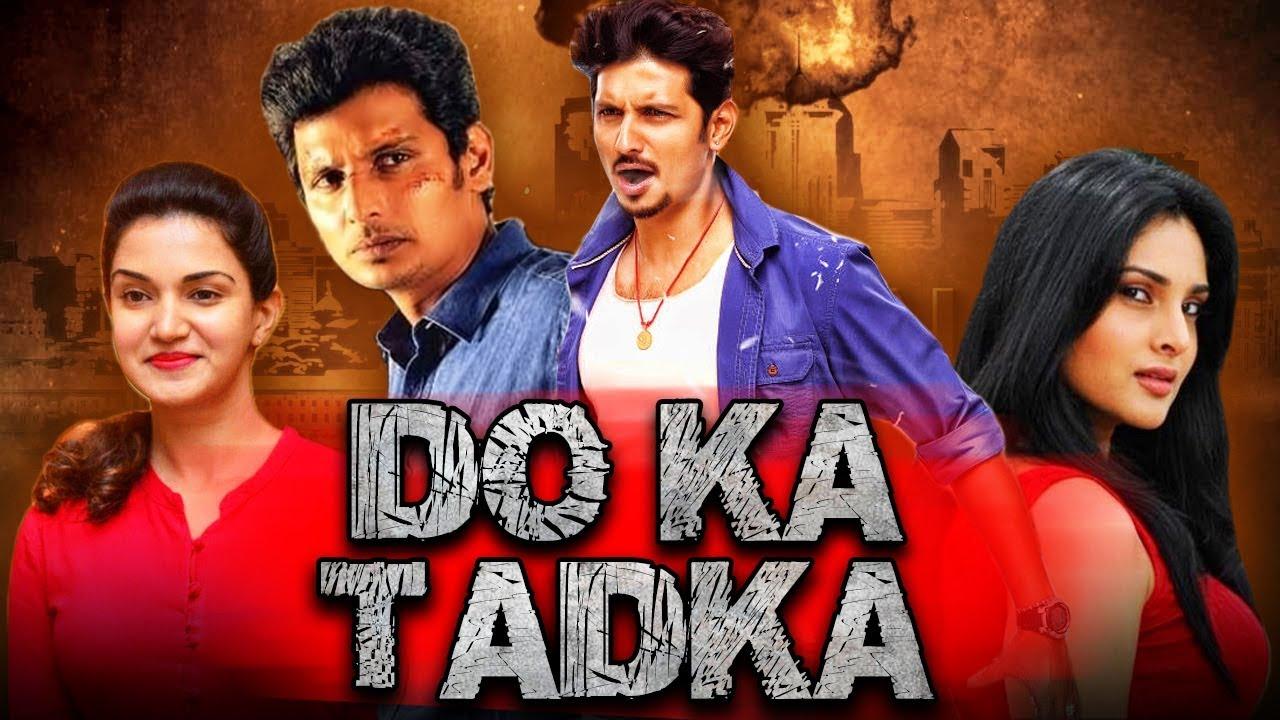 Download Do Ka Tadka (Singam Puli) Tamil Hindi Dubbed Full Movie | Jiiva, Ramya, Honey Rose