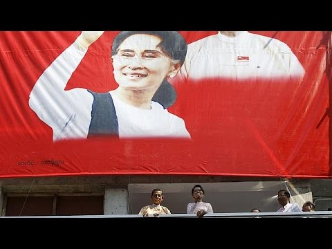 Suu Kyi continues life-long fight for Myanmar democracy