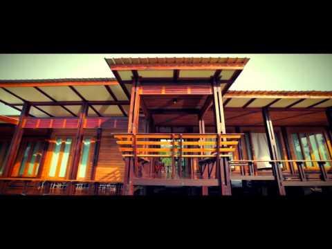 PrebuiltAsia บ้านไม้สักสไตล์ร่วมสมัย