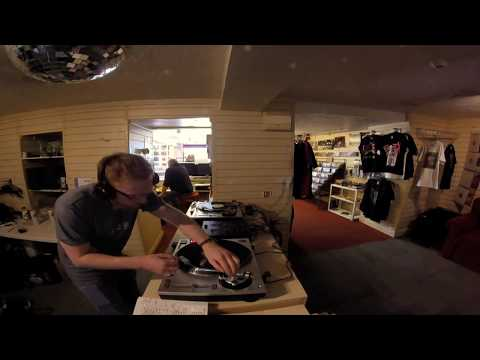 DR CUBiS - World Record Store Day 2018 DJ Set