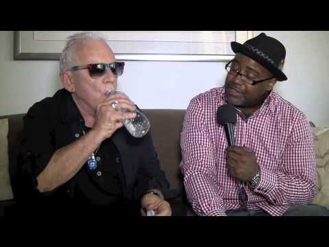"The Pace Report: ""Burdon-nistic Warrior"" The Eric Burdon Interview"