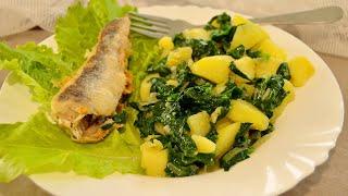 КАРТОШКА ПРОСТО ОБЪЕДЕНИЕ Оригинальный рецепт картофеля на сковороде Рецепты картошки без жарки