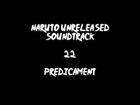 Naruto Unreleased Soundtrack - Predicament (REDONE)