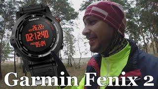 видео Часы Garmin Fenix 2