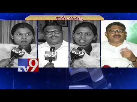 TDP Vs YSRCP over MLA Bhuma Akhila Priya car attack - TV9