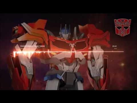 Nightcore - Transformers Prime Theme
