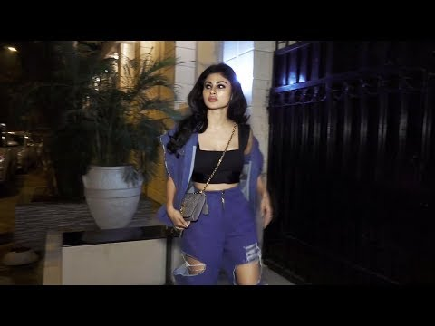 Stunning Mouni Roy At Ekta Kapoor's Grand Party 2018