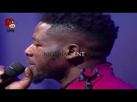 JOHNNY DRILLE'S PERFORMANCE AT THE HEADIES AWARD 2018