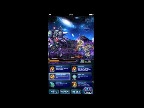 Mitch3ll - FFBE Machina of Destruction ELT All Missions Brute Force Method