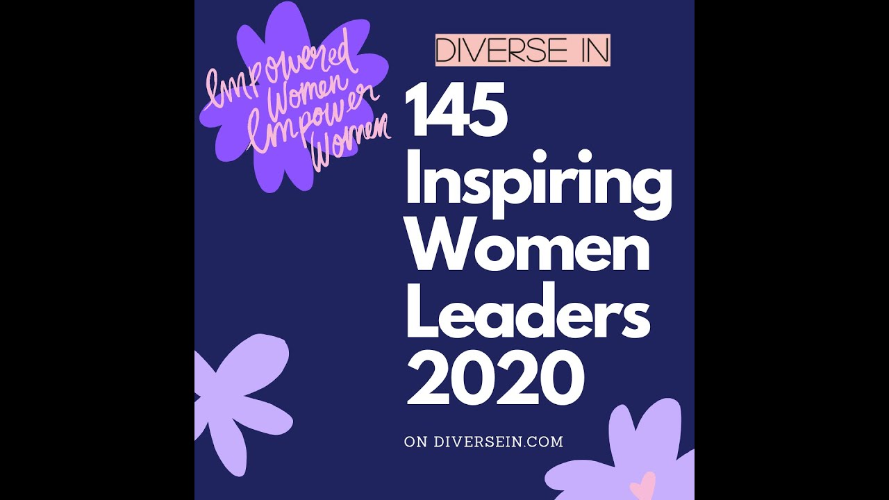 145 Inspiring Women Leaders 2020