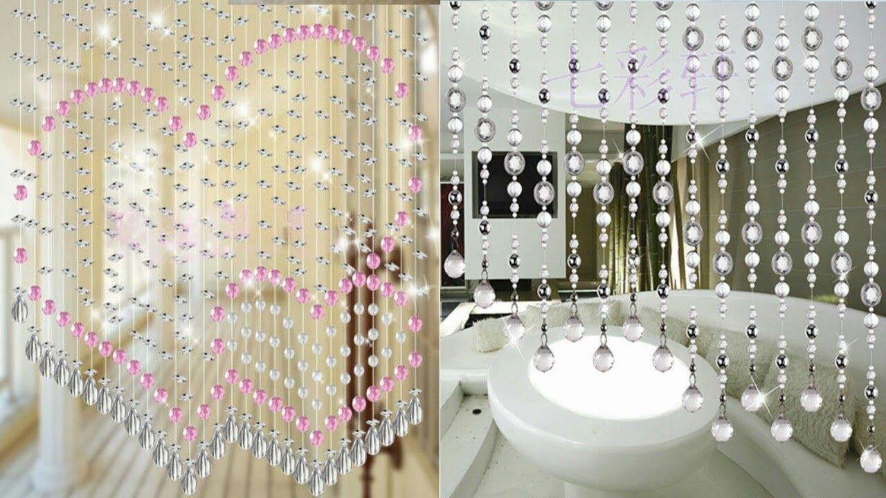 Stylish Crystal Designs Parda Designs For 2018 Youtube