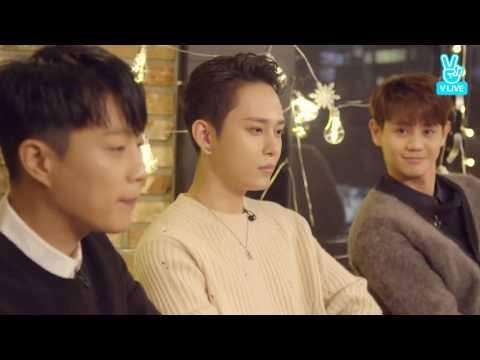 [Yoon Dujun Yong Junhyung Yang Yoseob Lee Gikwang Son Dongwoon] V LIVE