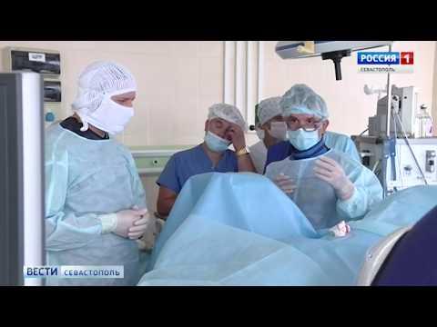 В Севастополе впервые удалили межпозвоночную грыжу эндоскопическим методом