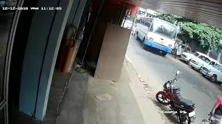 Stealth black bullet accident Trivandrum,Kerala