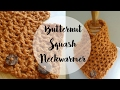 How to Crochet the Butternut Squash Neckwarmer, Episode 14